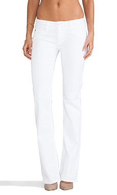 Hudson Jeans Bootcut in White