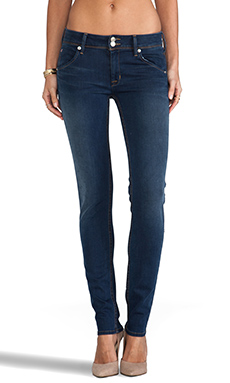 Hudson Jeans Collin Skinny in Wanderlust