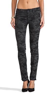 Hudson Jeans Collin Camo Skinny in Vintage Grey