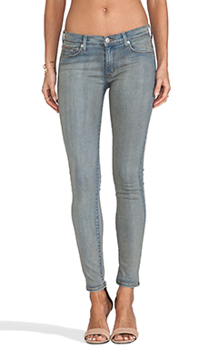 Hudson Jeans Krista Skinny in Castle of Sands