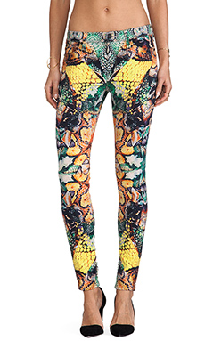 Hudson Jeans Nico Skinny in Milky Way Express