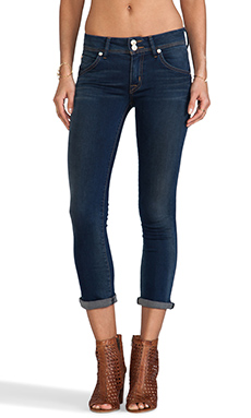 Hudson Jeans Beth Crop in Wanderlust