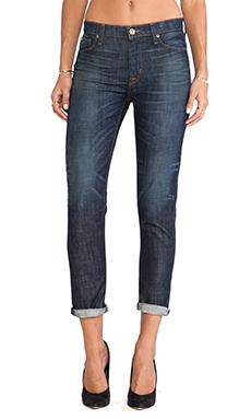 Hudson Jeans Jude Slouch Skinny in Rebellion