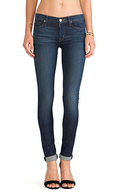 Hudson Jeans Shine Skinny in Siouxsie