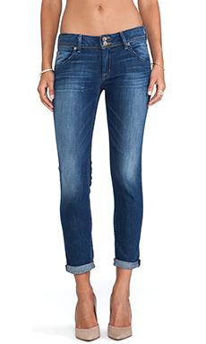 Hudson Jeans Kylie Crop Skinny in Revival
