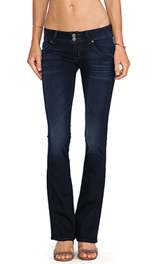 Hudson Jeans Signature Bootcut in Havoc 2