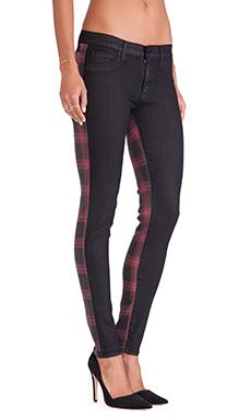 Hudson Jeans Krista Super Skinny in Wasteland