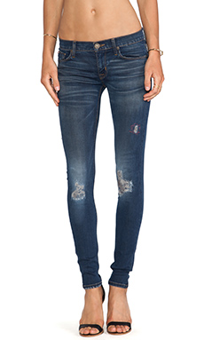 Hudson Jeans Krista Super Skinny in Addicted