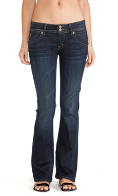 Hudson Jeans Petite Bootcut in Shirley