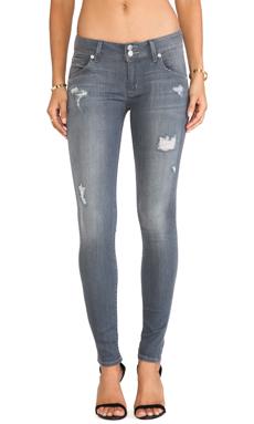 Hudson Jeans Collin Skinny in Gatekeeper