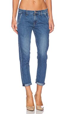 Hudson Jeans Jamie Slim Chino in West Side