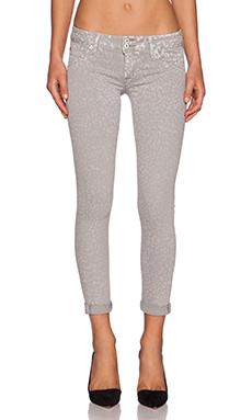 Hudson Jeans Kylie Skinny Crop in Bungalow