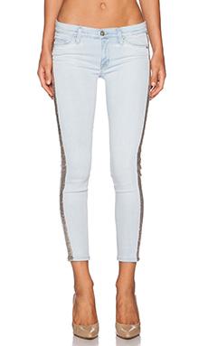 Hudson Jeans Luna Super Skinny Crop in Locals
