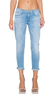 Hudson Jeans Finn Boy Slouch Skinny in Indio