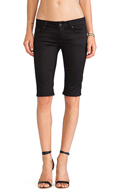 Hudson Jeans Viceroy Short in Black Knight
