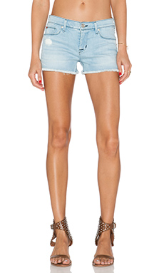Hudson Jeans Amber Cut Off Short in Strata