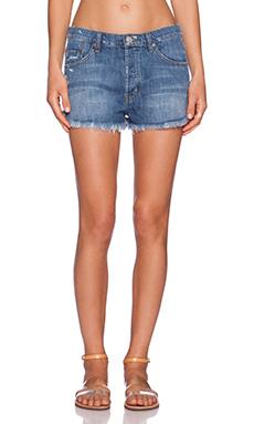 Hudson Jeans Tori Slouch Short in Angeleno