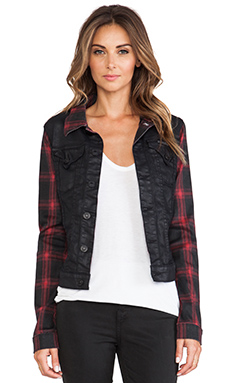 Hudson Jeans Signature Jacket in Wasteland