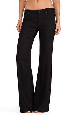 Hudson Jeans Gwen Wide Leg in Black