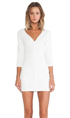ISLA & LULU I'm From LA Dress in White