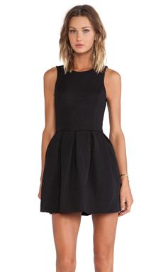 ISLA & LULU Eye Candy Dress in Black