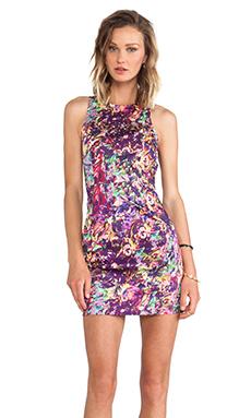 ISLA & LULU Star Gazing Dress in Palette Print
