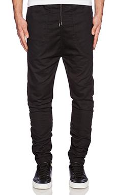I Love Ugly Zespy Pant in Black