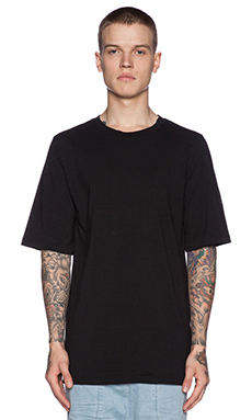 I Love Ugly Otis Tall Tee in Black