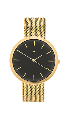 I Love Ugly Archibald Watch in Gold