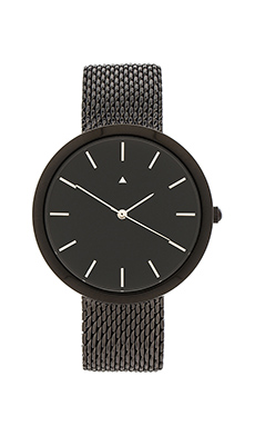 I Love Ugly Archibald Watch in Black