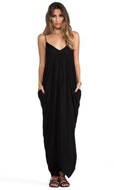 Indah Nala Maxi Dress in Black