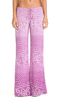 Indah X REVOLVE Sumbawa Wide Leg Pant in India Orchid