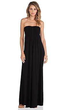 Indah Pure Palazoo Jumpsuit in Black