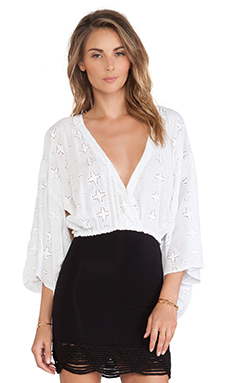 TOP CROPPED TOP MANCHES LONGUES STILL