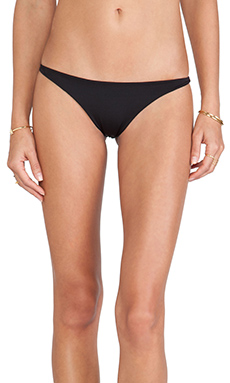 Indah Colada Basic Bottom in Black