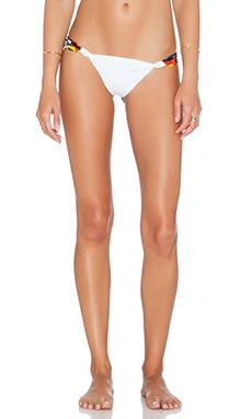 Indah Chandi Bikini Bottom in White