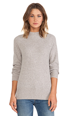 Inhabit Cashmere Pullover Sweater in Desert