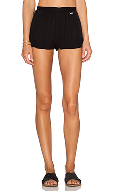 Insight Mesh Side Short in Black