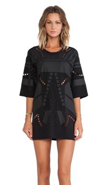 IRO Tala Mini Dress in Black