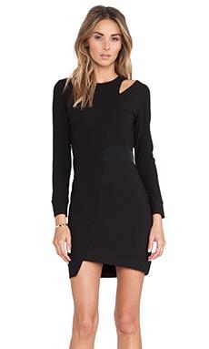 IRO Polina Dress in Black