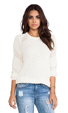 IRO Ines Pullover Sweater in Ecru