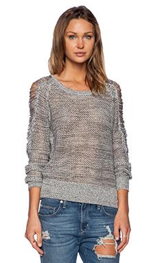 IRO Yana Sweater in Multico Grey