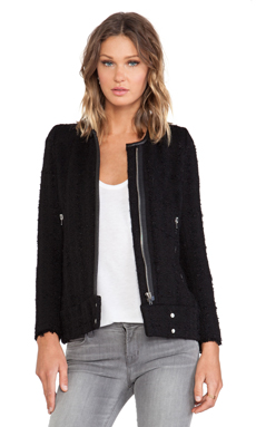 IRO Beth Jacket in Black