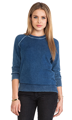 IRO . JEANS Lansa Sweatshirt in Denim Blue