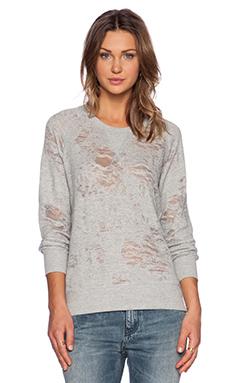 IRO . JEANS Garence Sweatshirt in Light Grey