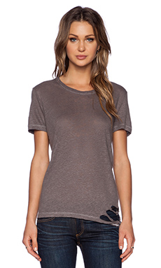 IRO . JEANS Vidor Tee in Grey
