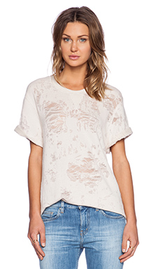 IRO . JEANS Gaetane Top in Ivory