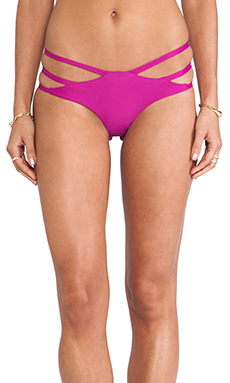 Issa de' mar Sunset Bottom in Fuchsia