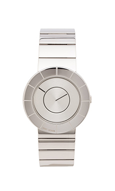 Issey Miyake TO in Polished Steel