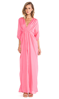 Issa Fern Maxi Dress in Pergonia